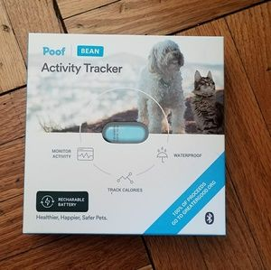 Accessories - New poof bean dog cat Pet  activiy tracker